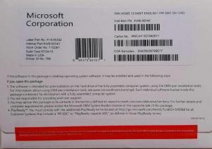 Quality ОЭМ активации программного обеспечения Виндовс 10 Микрософт Виндовс код онлайн к for sale