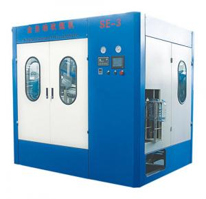 China Automatic Beverage Filling Line PET Bottle Blow Molding Machine on sale