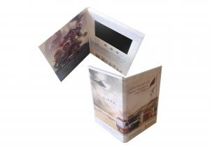China 4.3 inch video brochure / tft screen lcd video card /games for video card 128mb on sale