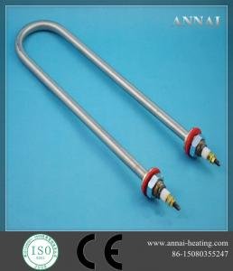 China ANNAI Electric Heating Element Water Immersion Heater Tubular Heater on sale