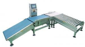 China Large Throughput Of Metal Detector Check Weighers For Food Processing With CE And ISO  Certificate on sale
