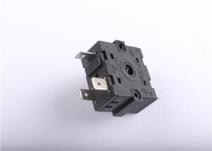 China Self Locking Rotary Selector Switch 250V For Microwave Ovens Thermal Switch on sale