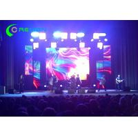 SMD Large LED Wall Stage Slim Cabinet Full Color P6 P8 320X160mm Module Size