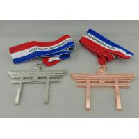 Martial Arts State Championship Die Cast Medals With Zinc Alloy And 3D Design