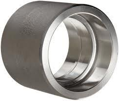 """Quality Forged Steel Couplings Round 4"""" NB Class 1000 A105 S / A105 / ASTM B564 forged for sale"""