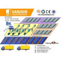 """Machine de panneau """"sandwich"""" de la construction ENV/panneau formant la machine avec le système de chaudière"""