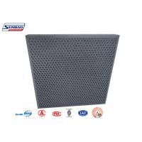 China Honeycomb Cardboard Frame High Efficiency Air Filter Granular Activated Carbon on sale