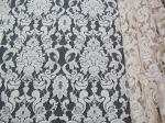 BreathableCotton Nylon Lace Fabric Trimming Lace For Lingerie SYD-0014