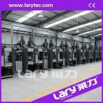 Máquina que moldea certificada CE inyección de goma del zapato de LARY de la única, única máquina de fabricación del zapato de goma