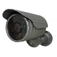 IP66 Bullet Waterproof IR CCTV Camera With CCD Sensor , Night Vision , Color to BW