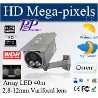 HD IP Cameras with p2p, WDR, TF Card POE