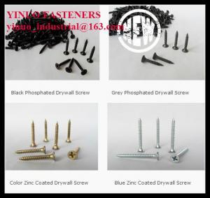 China Drywall Screw with Bugle Head Fine Thread on sale