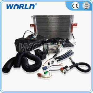 China auto air conditioner parts OEM Auto Ac System Compressor Set electric car air conditioning system For Universal Kamaz Uaz on sale