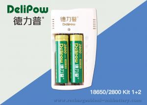 China Customized Rechargeable Battery Kit For 18650 Lithium Battery  on sale