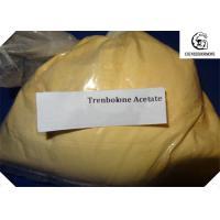 Parabolan Dark Yellow Crystal Powder Trenbolone Steroid With ISO9001 Standard
