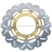 China 6061 Aluminum Custom Motorcycle Brake Discs, Suzuki Motorcycle Front Rotor on sale