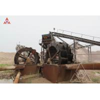 High production capacity Stone sand washer machine mining equipments manufacturer