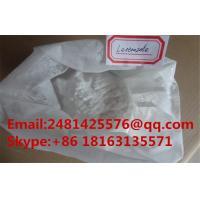 China Raw Weight Loss Anti Estrogen Steroids Femara / Letrozole Powder CAS 112809-51-5 on sale
