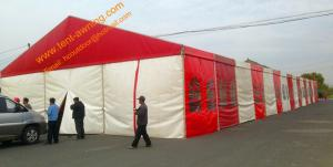 China Aluminum Big Party  Event Tent  Fire Retardant  Heavy Duty  Clear Span Tent on sale