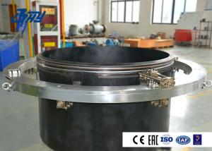 China Lightweight Electric Cold Pipe Cutting And Bevelling Machine Star Wheel System Split Frame on sale