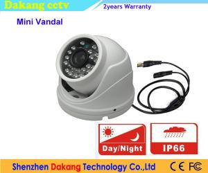 China Outdoor Security AHD CCTV Camera 720P Audio 3.6mm Fixed Lens Waterproof on sale