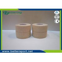 Skin Colour 100% Pure Cotton Heavy Stretch Tape Elastic Adhesive Bandage EAB with middle line sports tape