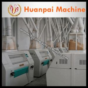 China Turnkey Project Flour Grinding Machines with Price on sale