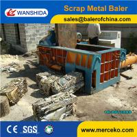 Full Automatic Hydraulic Metal Baler For Scrap Metal Baling Press Into Bales Y83/T-125Z