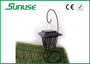 China Outdoor LED Solar Mosquito Killer Light with rechargeable batteries on sale