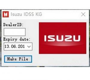 China ISUZU E-IDSS and G-IDSS keygen unlocked on sale