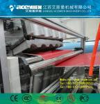 PVC+ASA composite roof sheet production line