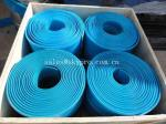 High Abrasion Resistance NR SBR Floor Skirting Rubber , High Efficiency Polyurethane Poly Skirting Board