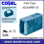 ADA600F-24 (Cosel) 600W 24V AC-DC Power Supply