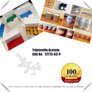 Triptorelin Acetate CAS 57773-63-4 pharmaceutical peptide