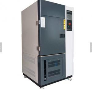 China 1200W / M2 Xenon Lamp Weather Resistance Test Chamber 65% ~ 98% RH Easy Cleaning on sale