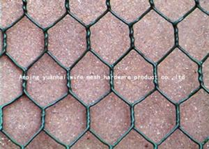 China High Security Gabion Wire Mesh Fencing Fireproof Galvanized Iron Wire Material on sale