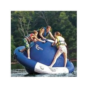 China Double Layer Inflatable Saturn Durable PVC Fabric Small Satrun on sale