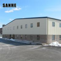 China prefab restaurant buildings / prefab steel building on sale