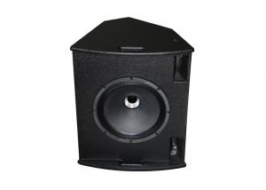 China 300W Live Sound Speaker / 1.75+12 Black Stage Monitor With Clear Sound on sale