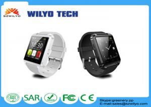 China U8 Bluetooth Wrist Watch Phone Mate For IOS Android Apple iphone 4/4S/5/5C/5S on sale