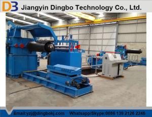China Automatic Steel Cutter Machine , Hydraulic Steel Cutting Machine on sale
