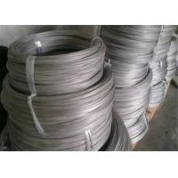 China Corrosion Resistant Duplex Stainless Steel Wire For Seawater Corrosion Parts on sale