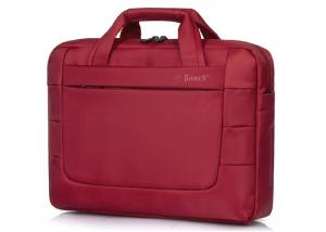 China 15 inch Ladies laptop computer bags with silkscreen or offset printing or hot stamp on sale
