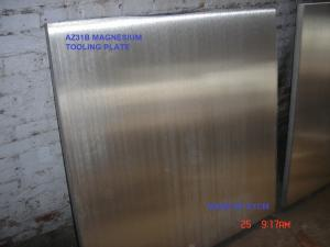 China Semi Continuous Cast Magnesium Alloy Plate Non Distortion 45X109Pa Elasticity Modulus on sale