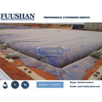 China FUUSHAN 50000litres~500000litres TPU Material Large Bladder Tanks for Water on sale