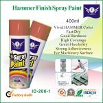 pintura de espray del martillo de la pintada 400ml para la puerta de acero/de cerámica decorativos