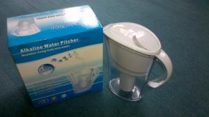 China Household Alkaline Water Filter Pitcher, Alkaline Antioxidant Water Purification Pitchers on sale