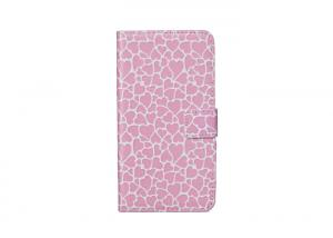 China Pu Waterproof Protective Phone Cases Love Puzzle Image Customized Design supplier