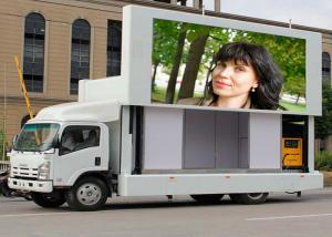 China 2018 Hot Product Full Color Advertising LED Display P3 Trailer Screen Ip65 on sale