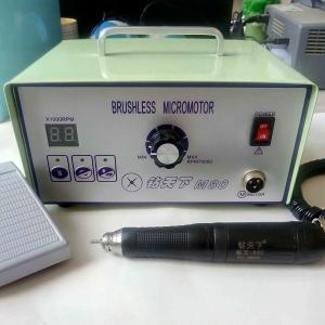China Best selling brushless high speed micromotor  engraving jewelry polishing machine on sale